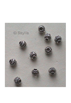 www.sayila.com - Metal bead ±4,5mm