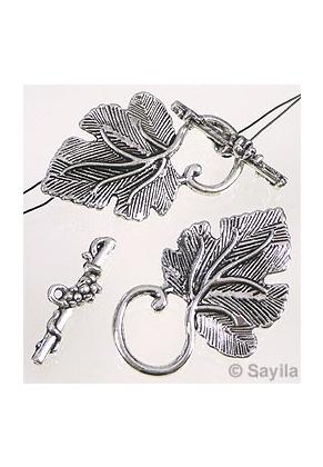 www.sayila.be - Sluiting kapittel blaadje 37x25mm