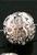 www.sayila.nl - Metalen kraal rond met strass ± 8mm