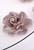 www.sayila.es - Cuenta de material textil, flor ± 43x22mm