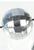 www.sayila-perlen.de - Kunststoffperle Metall look rund, facette ± 8mm