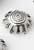 www.sayila.com - 925 Silver cap (sterling silver), decorated ± 17x6mm