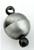 www.sayila.nl - Magnetische sluiting brass (messing) ± 13x8mm (oogjes ± 1,5mm) (waarschuwing: niet voor mensen met een pacemaker)