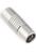 www.sayila-perlen.de - Magnetische Verschluß brass (Messing) ± 21x8mm (Loch ± 5,5mm) (Achtung: nicht tauglich für Menschen mit einem Herzschrittmacher) (geeignet für M00679 und M00680)
