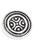 www.sayila.nl - Metalen DoubleBeads EasyButton/drukknoop ± 21x7mm (geschikt voor EasyButton sieraden maat: L)