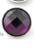 www.sayila-perlen.de - Metall Schiebeperle mit glas Klebstein facette geschliffen ± 21x11mm (Loch ± 11x2,5mm)