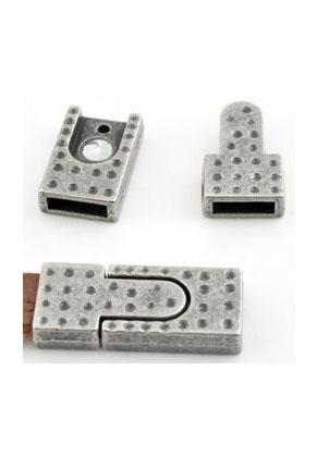 www.sayila.nl - Magnetische sluiting ± 30x13x5mm (gat ± 10x2,5mm)