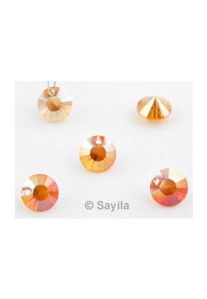 www.sayila.nl - Kristal similisteen rond ± 8mm met gat ± 0,5mm