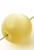 www.sayila.fr - Perle de verre, circulaire, cateye (oeil de chat) ± 8x7,5mm (trou ± 1,2mm)