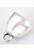www.sayila.es - Tapa de brass (latón) para cordón etc. ± 15x13mm (ojo ± 3mm) (hueco ± 10x7mm)