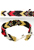 www.sayila-perlen.de - Armband aus Glass Rocailles ± 30-38cmx17mm Verstellbar
