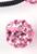 www.sayila.com - Polymer clay bead round with strass ± 6mm (hole ± 1mm)
