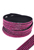www.sayila.com - Imitation suede wrap bracelet with strass and metal press stud clasp, adjustable size ± 17-23x1,7cm (innersize ± 18-19cm)