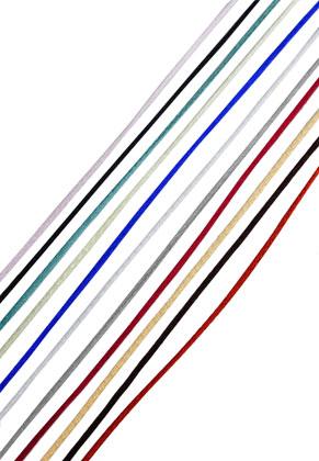 www.sayila.nl - BudgetPack Mix imitatie zijden koord ± 1,25mm