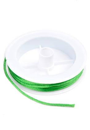 www.sayila.fr - BudgetPack cordon en soie artificielle (± 2,5mm gros)