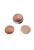 www.sayila.nl - Glazen plaksteen/cabochon cateye rond 15x3,5mm