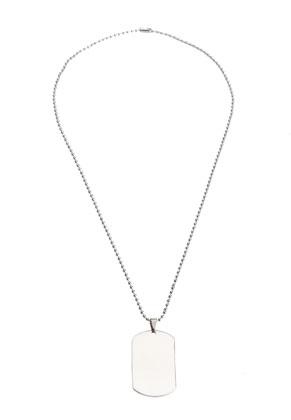 www.sayila.es - Collar de acero inoxidable, collar de bolas 50cm