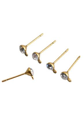 www.sayila.nl - Metalen oorstekers 15x6mm