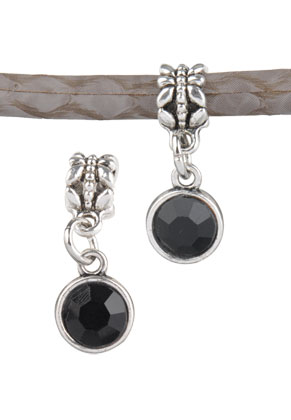 www.sayila.com - Large-hole-style pendant/bead 27x10mm