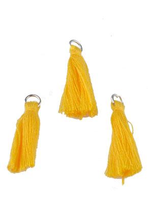www.sayila.es - Borlita de textil 31x15mm