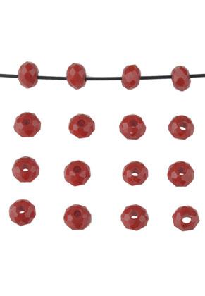 www.sayila.com - BudgetPack glass beads roundel 3x2mm