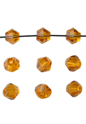 www.sayila.com - BudgetPack glass beads bicone 3-3,5mm