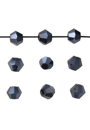www.sayila.com - BudgetPack glass beads bicone 3-3,5mm