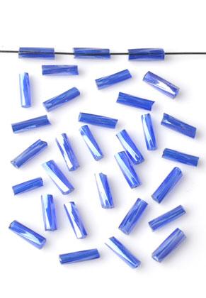 www.sayila.nl - BudgetPack glas borduurkralen bugle/buisje gedraaid 6-7x1,5mm (± 140 st.)