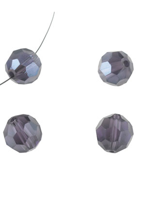 www.sayila.com - BudgetPack glass beads round 10mm