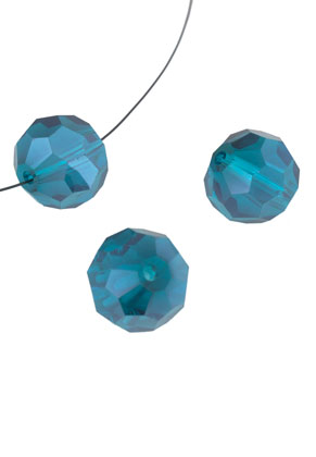 www.sayila.com - BudgetPack glass beads round 12mm