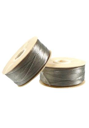 www.sayila.es - Nymo Beading Thread/ filo de nylon D, ± 0,3mm de espesor (64 Yard, ± 58,5 m)