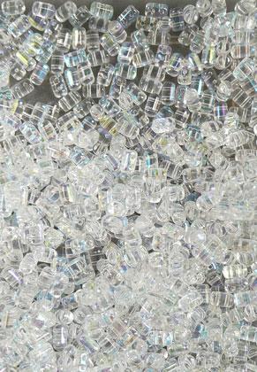 www.sayila.com - Rulla glass beads cylinder 5x3mm