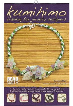 www.sayila.fr - Livre Kumihimo braiding for jewelry designers (Anne Dilker)
