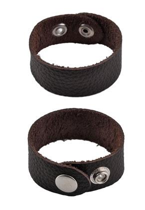 www.sayila.nl - Leren armband voor conchos