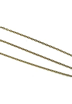 www.sayila.nl - Metalen ketting ± 4,4x2,9mm (rol 10m) ^