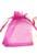 www.sayila.be - Stoffen cadeautasjes Organza ± 120x90mm