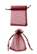 www.sayila.es - Bolsas de textil para regalos Organza ± 120x90mm (± 50 pzs.) - D08875