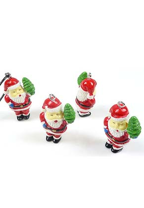 www.sayila.com - Synthetic pendants/charms Santa Claus ± 35x22mm (eye ± 2mm)