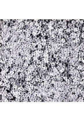 www.sayila.nl - Miyuki glas rocailles 15/0- Transparant Crystal 131 (± 12500 st.)