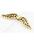 www.sayila.com - Metal beads wings decorated ± 31x8mm (hole ± 1mm)