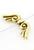 www.sayila.com - Metal beads wings decorated ± 21x8mm (hole ± 0,8mm)