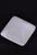 www.sayila.fr - Brique de collage/cabochon de verre cateye, carré ± 10mm, ± 3mm gros