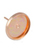 www.sayila.be - Metalen oorstekers met kastje voor ± 12mm plaksteen ± 14x14mm
