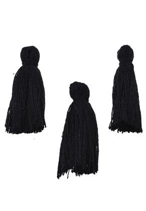 www.sayila.com - Textile tassels 30x10mm