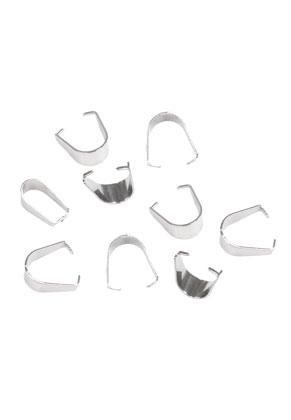 www.sayila.es - Enganches de acero inoxidable para colgante 9x4mm (± 25 pzs.)