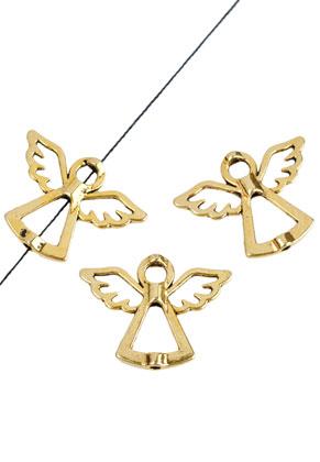 www.sayila.com - Metal beads angel 22x29mm