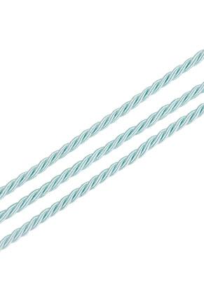 www.sayila.nl - Imitatie zijden koord, gedraaid 5mm (5m) ^