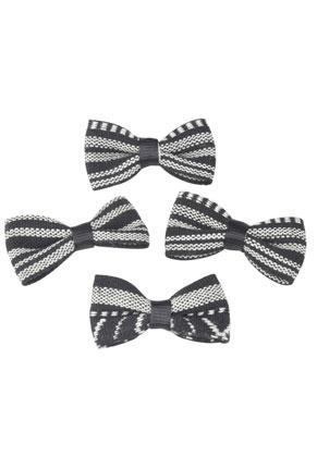 www.sayila.com - Textile bows 45x24mm