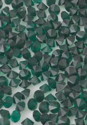 www.sayila.fr - Répliques de diamant en verre cristal circulaires 2,5mm (350 pcs.)