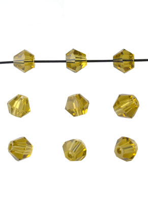 www.sayila.nl - Glaskralen konisch 4mm